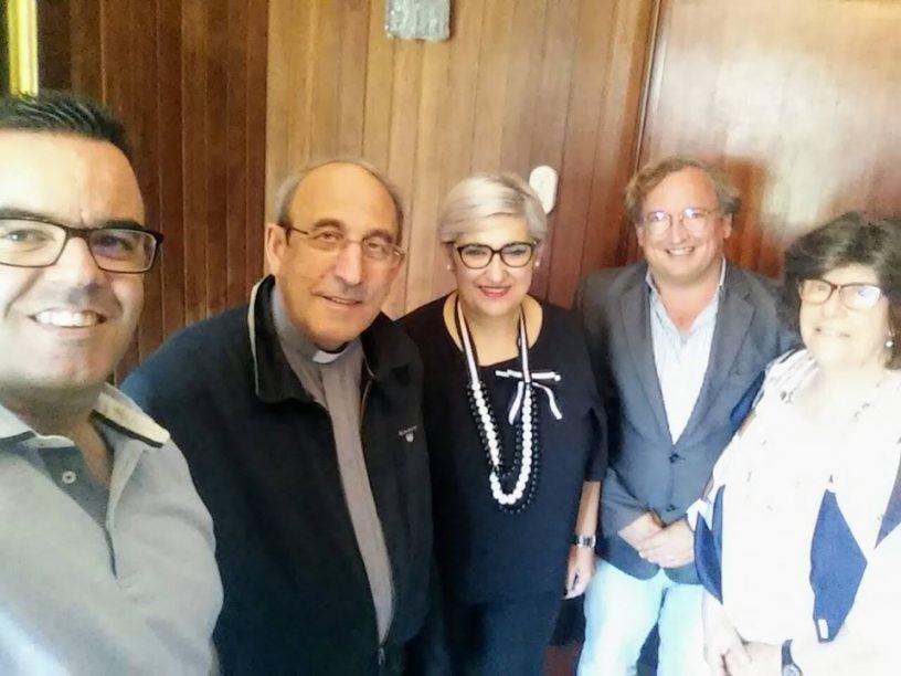 Encontro com o Senhor Cardeal D. António Marto