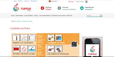 Trabalho inclusivo do CRID, USP do ACES Pinhal Litoral e INR/I.P no TUR4all